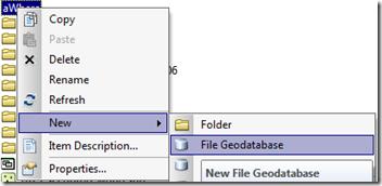 iFile geodatabase